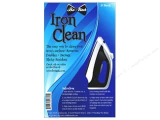 Bo-Nash Iron Clean Sheets 10 pc.