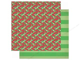 patterned paper: Authentique 12 x 12 in. Paper Cheerful Five (25 sheets)