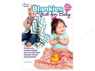 Annie's Blankies Just For Baby Book