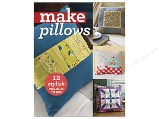 Clearance: C&T Publishing Make Pillows Book