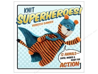 books & patterns: That Patchwork Place Knit Superheroes Book
