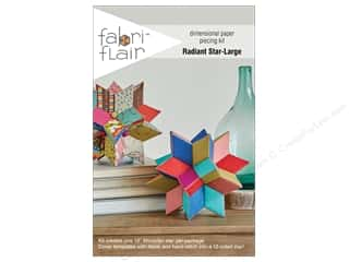 Indygo Junction Fabri Flair Kit Large Radiant Star Pattern