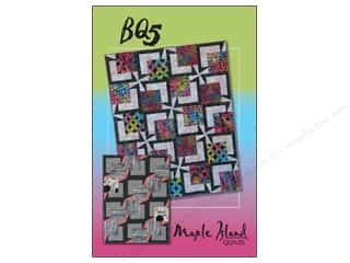 books & patterns: Maple Island Quilts BQ5 Pattern