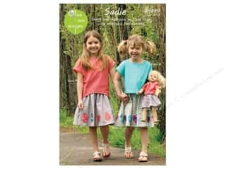 Olive Ann Sadie Size 3-10 Top & Skirt Pattern