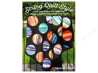 twine: String Quilt Style Book by Mary M. Hogan