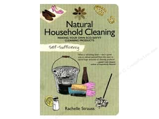 books & patterns: IMM Lifestyle Natural Household Cleaning Book