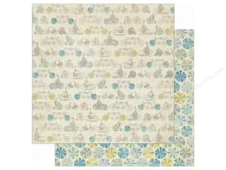 patterned paper: Authentique 12 x 12 in. Paper Felicity Four (25 sheets)
