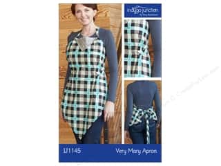 books & patterns: Indygo Junction Very Mary Apron Pattern