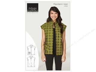 books & patterns: Indygo Junction Essentials Mandarin Vest Pattern