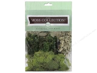 craft & hobbies: Quality Growers Moss Variety Pack 1.77 L