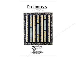 books & patterns: Mountainpeek Creations Pathways Quilt Pattern
