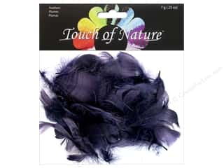 Feathers goose: Midwest Design Goose Satinettes Feathers 7 gm. Eggplant
