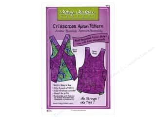 books & patterns: Mary Mulari Crisscross Apron Pattern