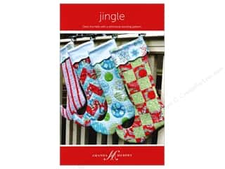 Amanda Murphy Design Jingle Stocking Pattern
