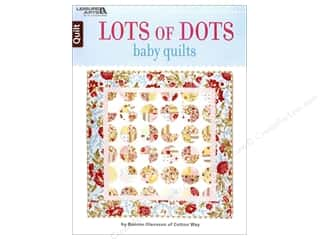 Lots of Dots Baby Quilts Book by Bonnie Olaveson