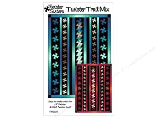 books & patterns: Twister Sisters Trail Mix Pattern