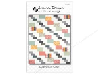 Atkinson Designs Marching Band Pattern