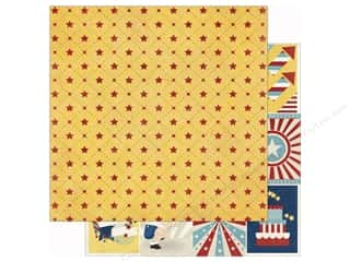 Bo Bunny 12 x 12 in. Paper Firecracker Anthem (25 sheets)