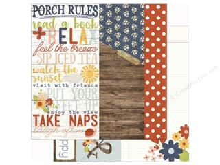 Simple Stories: Simple Stories 12 x 12 in. Paper Bloom & Grow Page Elements (25 sheets)