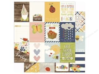 Simple Stories: Simple Stories 12 x 12 in. Paper Bloom & Grow 3 x 4 in. Journal (25 sheets)
