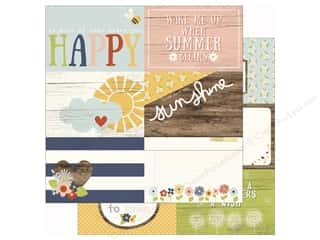 Simple Stories: Simple Stories 12 x 12 in. Paper Bloom & Grow 4 x 6 Journal (25 sheets)