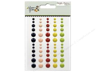 Simple Stories Collection Bloom & Grow Enamel Dots Picture