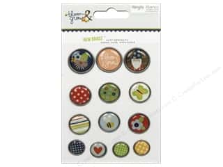 Simple Stories: Simple Stories Collection Bloom & Grow Bradz