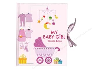 Journal & Gift Books: White Star Publishers My Baby Girl Record Book