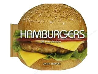 White Star Publishers Hamburgers Cookbook