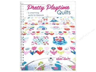 Sewing & Quilting: It's Sew Emma Pretty Playtime Quilts Book (3 pieces)