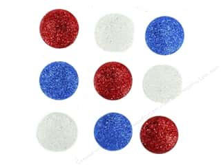 craft & hobbies: Jesse James Dress It Up Embellishments Patriotic American Dream