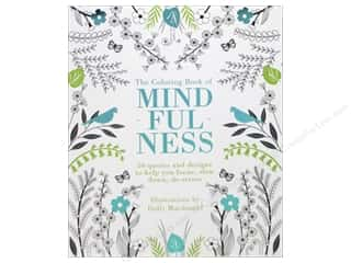 books & patterns: Quadrille The Coloring Book of Mindfulness