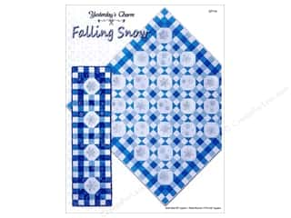 books & patterns: Yesterday's Charm Falling Snow Pattern
