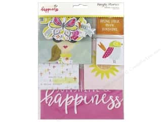 Simple Stories: Simple Stories Collection Sunshine & Happiness Snap Pack