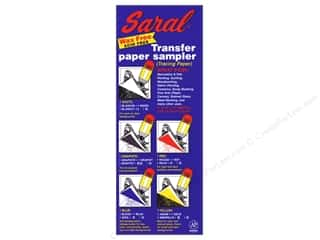 Dritz Saral Transfer Paper - Assorted Colors 5 pc.