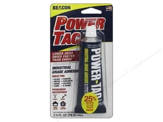 glue: Beacon Power-Tac Industrial Grade Adhesive 2.5 oz.