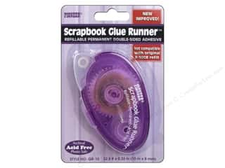 scrapbooking & paper crafts: Pioneer Runner Scrapbook Glue