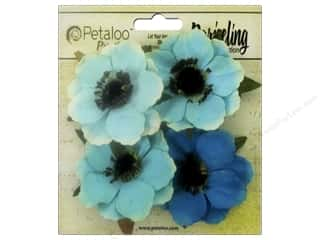 leaves: Petaloo Darjeeling Anemone Teal