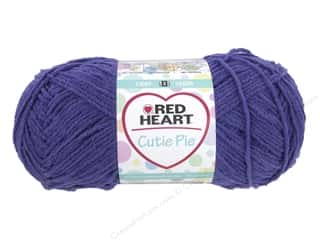 yarn & needlework: Red Heart Cutie Pie Yarn 326 yd. #0541 Jelly