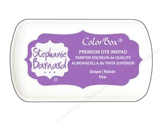 ColorBox Premium Dye Mini Ink Pad by Stephanie Barnard Grape