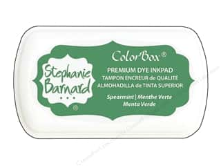 ColorBox Premium Dye Mini Ink Pad by Stephanie Barnard Spearmint