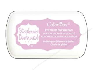 ColorBox Premium Dye Mini Ink Pad by Stephanie Barnard Bubblegum