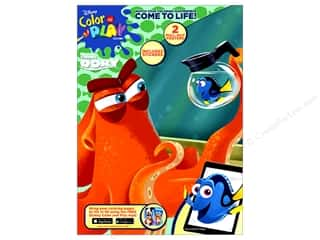 Bendon Color & Play Book Disney Finding Dory