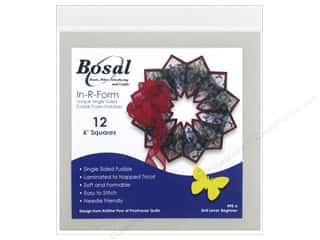 Bosal In-R-Form Interfacing Shape 6 in. Square 12 pc.