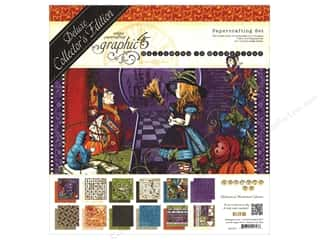 Graphic 45: Graphic 45 Halloween in Wonderland Deluxe Collector's Edition