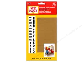 scrapbooking & paper crafts: Plaid Mod Podge Tools Decoupage Tracing Template
