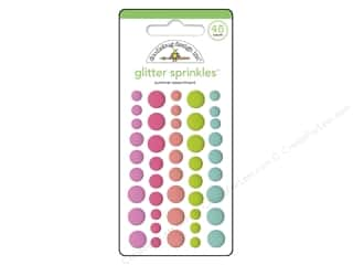 stickers: Doodlebug Sprinkles Stickers Fun In The Sun Tropical Assortment