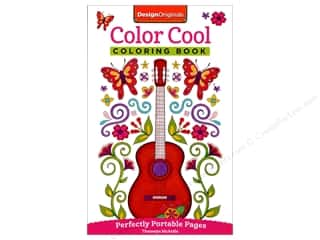 books & patterns: Design Originals Color Cool Coloring Book