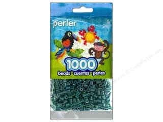 beading & jewelry making supplies: Perler Beads 1000 pc. Ocean Stripe