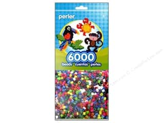 Perler Beads 6000 pc. Bright Mix